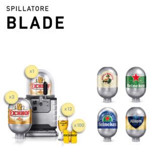 Spillatore Blade